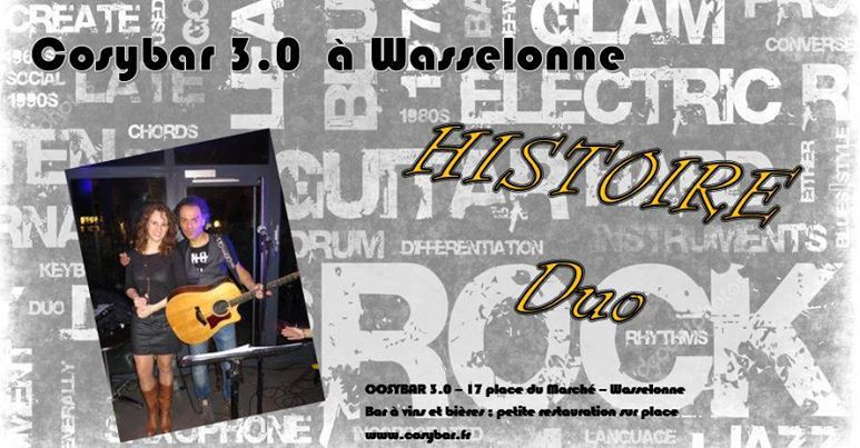 Concert Live 1 nov. 18 h 00